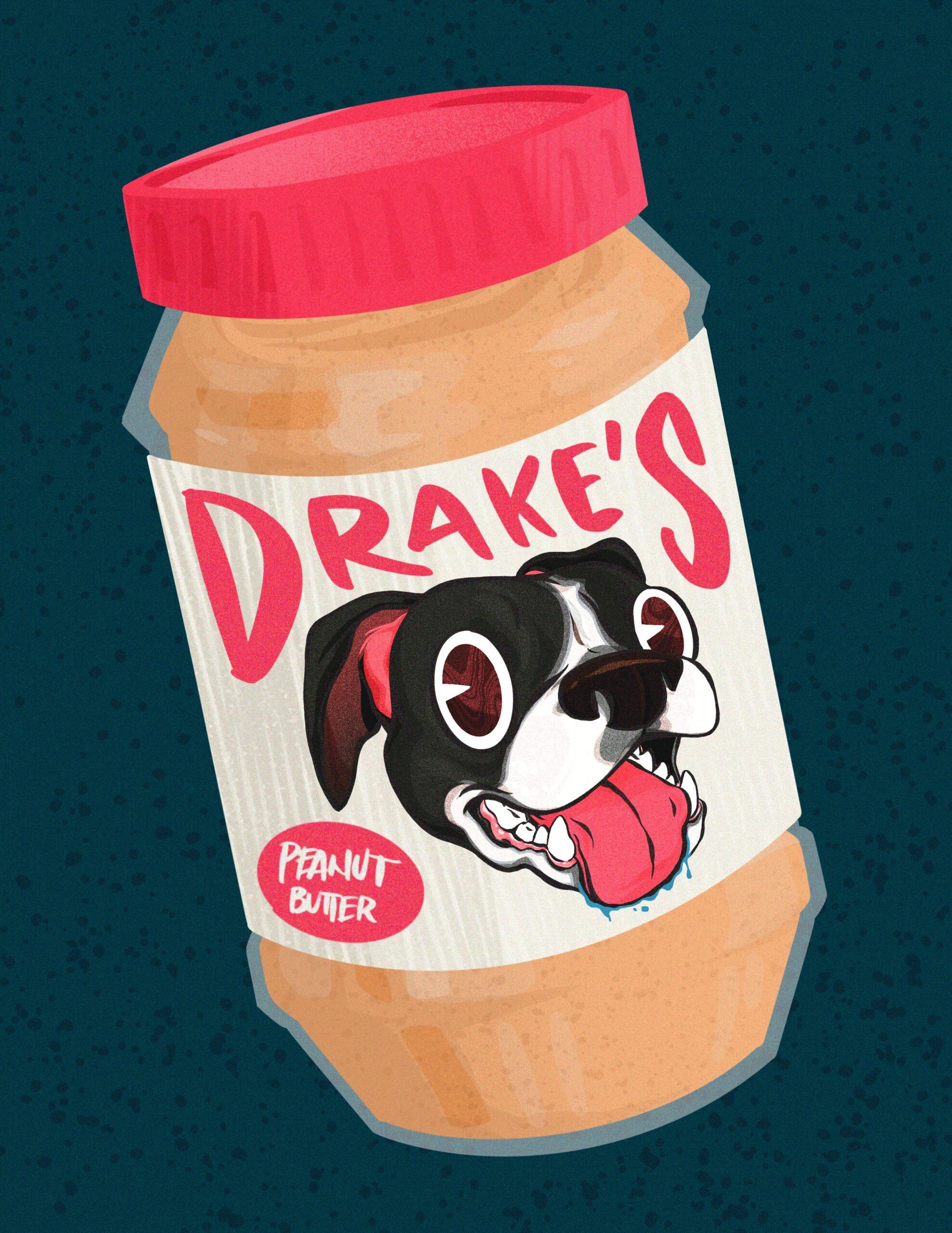 Drake_bw