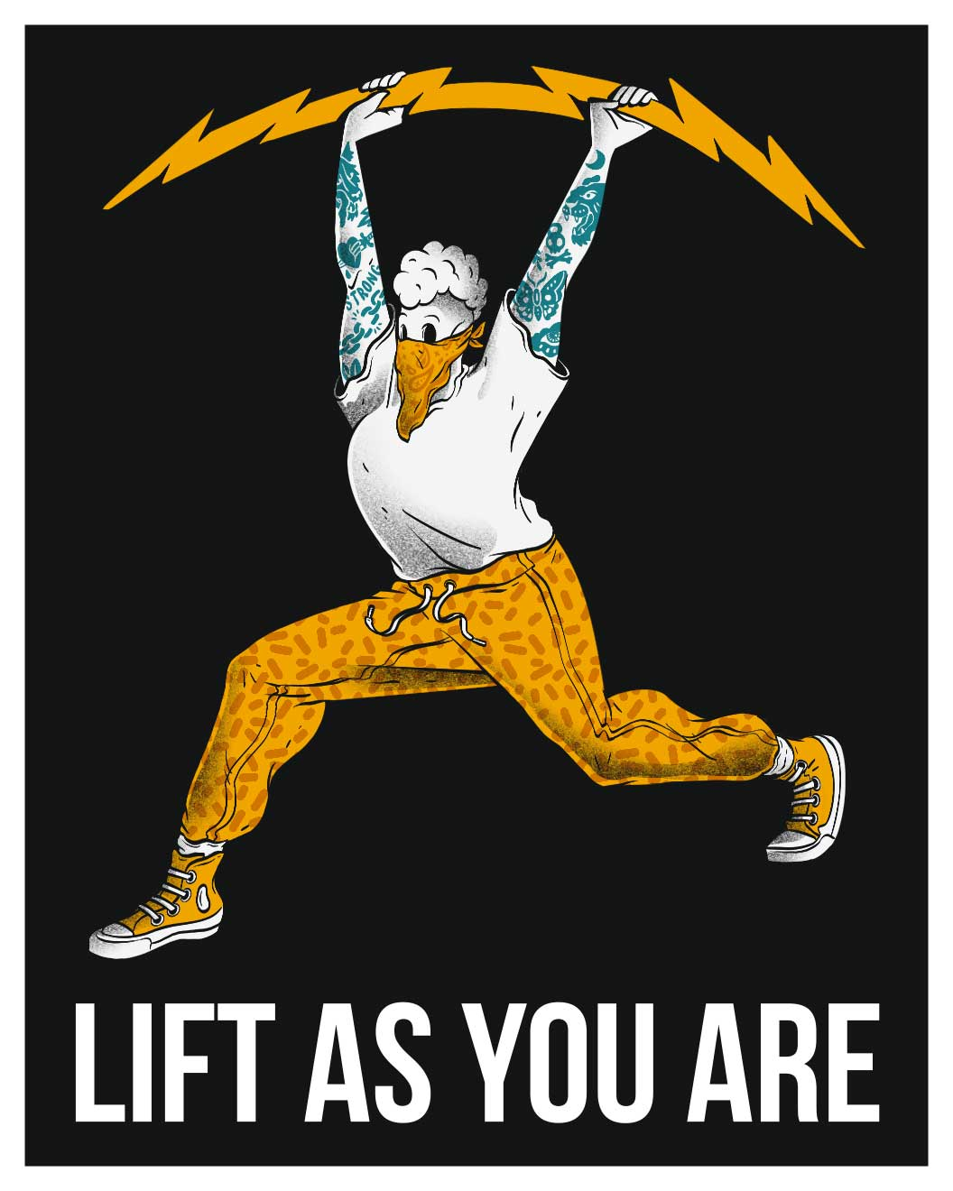Lift As You Are