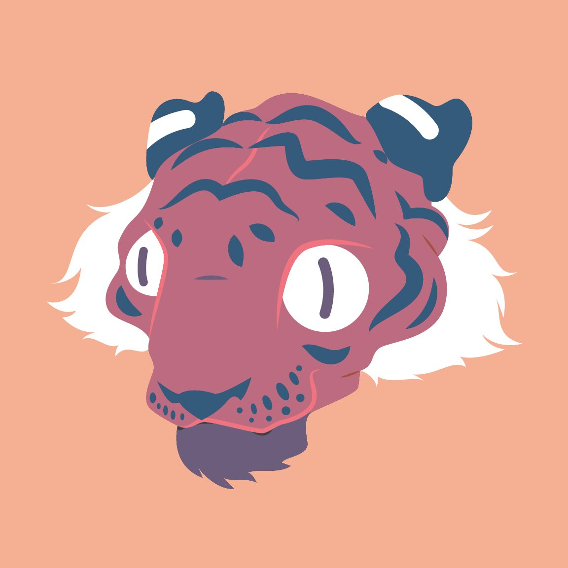tiger-purple