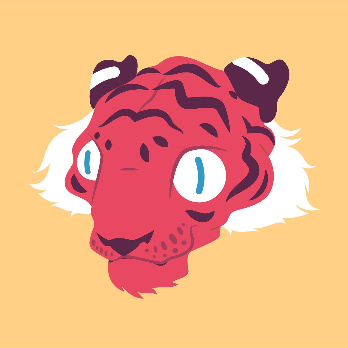 tiger-yellow