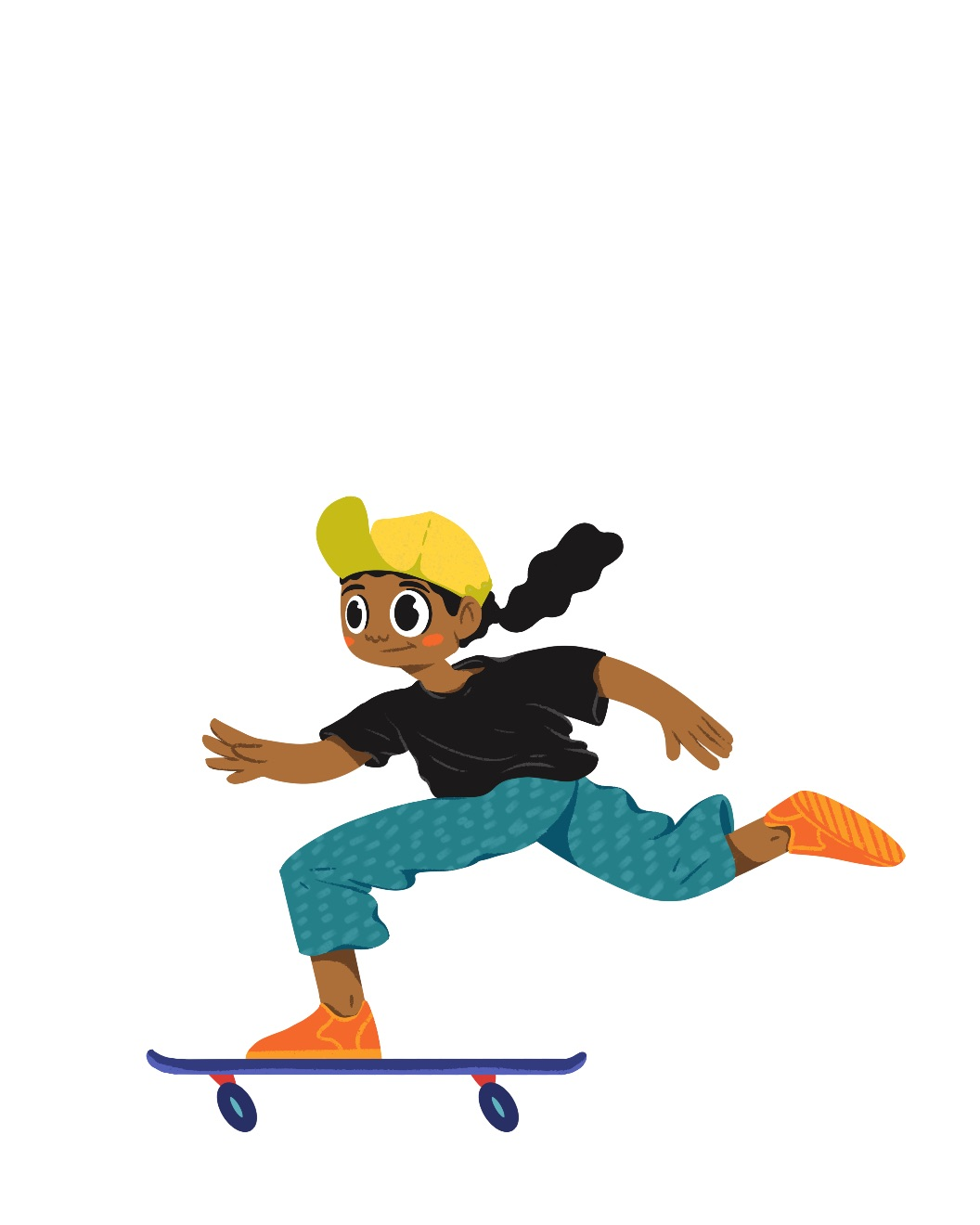 Skateboard_-1