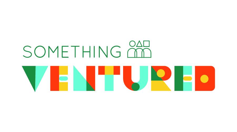 Something Ventured Logo